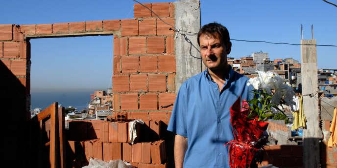 Bill Pullman dans le film franco-brésilien de Jonathan Nossiter,