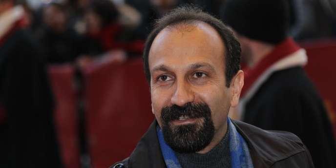 Le réalisateur iranien Asghar Farhadi à Berlin, le 15 février 2011.
