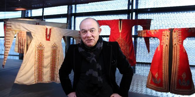 Le créateur français Christian Lacroix.