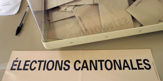 Le Front national est arrivé en tête de l'élection cantonale partielle de Brignoles, dans le Var, avec 40,4 % des suffrages.