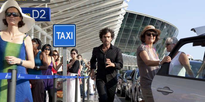 Romain Duris dans le film de Pascal Chaumeil,