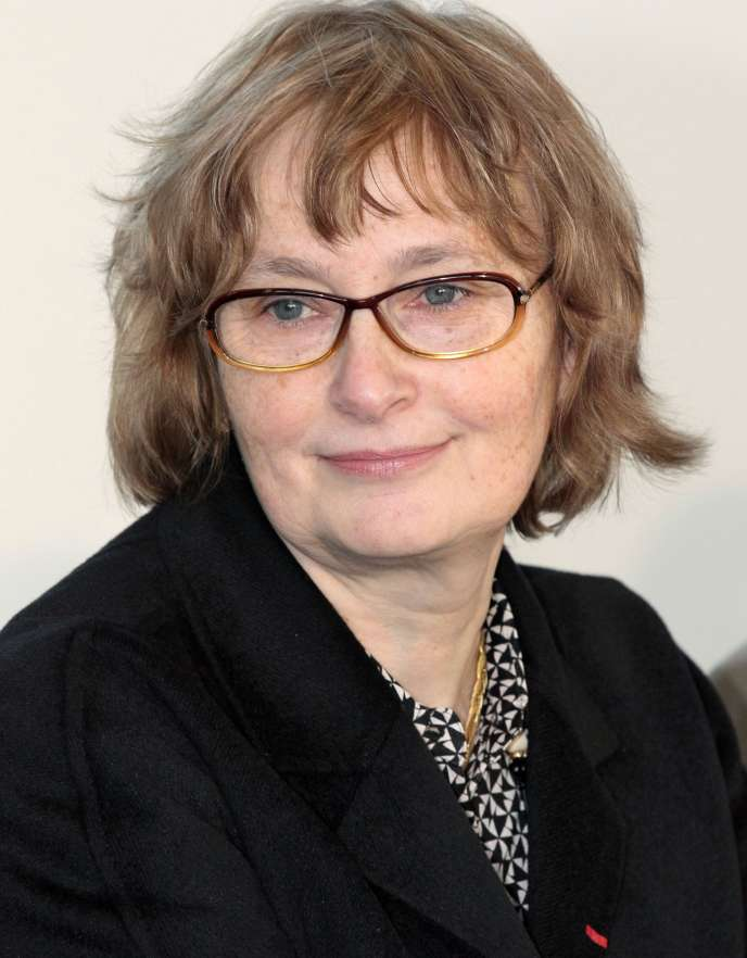Isabelle Neuschwander, le 8 février 2011.