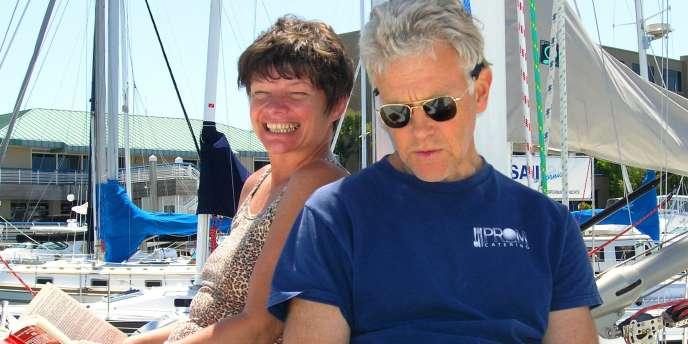 Jean et Scott Adam, qui naviguent autour du monde depuis plus de sept ans, avaient prévu de faire escale notamment à Djibouti et Oman.