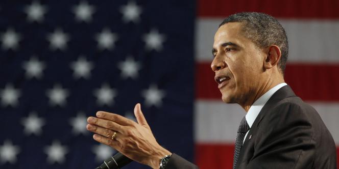 Le président américain Barack Obama, le 22 février 2011.
