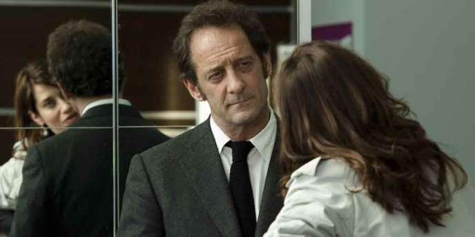 Vincent Lindon et Emmanuelle Devos dans le film français de Delphine Gleize,