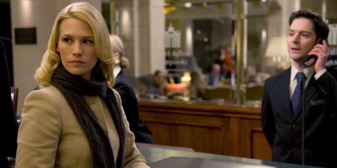 January Jones dans le film américain de Jaume Collet-Serra,