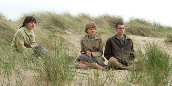 Keira Knightley, Carey Mulligan et Andrew Garfield dans le film britannique de Mark Romanek,
