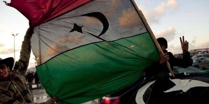 A Benghazi, le 27 février.