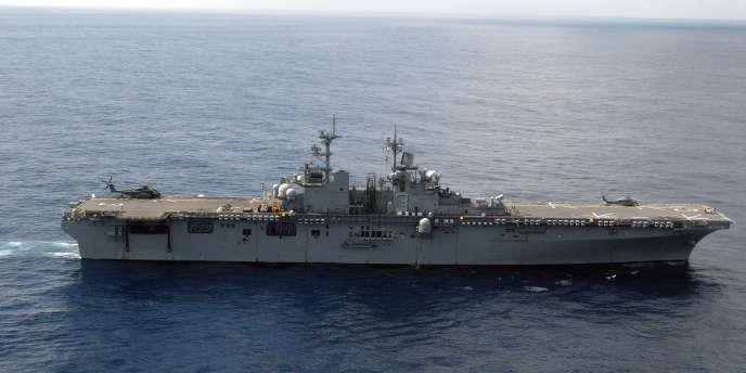 Selon ABC News, l'USS