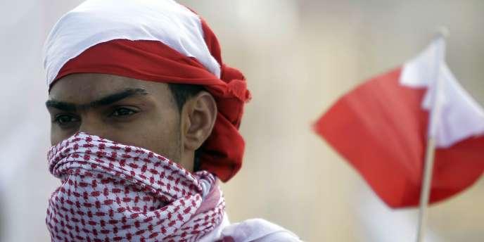 Depuis le 14 février, des manifestations exigent un changement politique au Bahreïn.