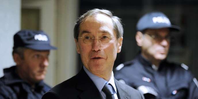 Claude Guéant, qui avait reconnu