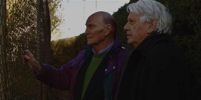 Une scène du film documentaire espagnol de José-Luis Peñafuerte,