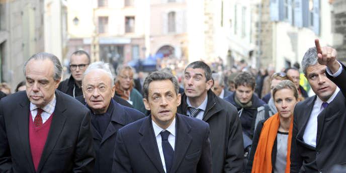 Nicolas Sarkozy a vanté