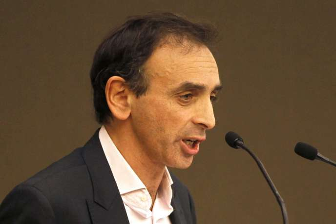 Eric Zemmour, le 2 mars 2011.