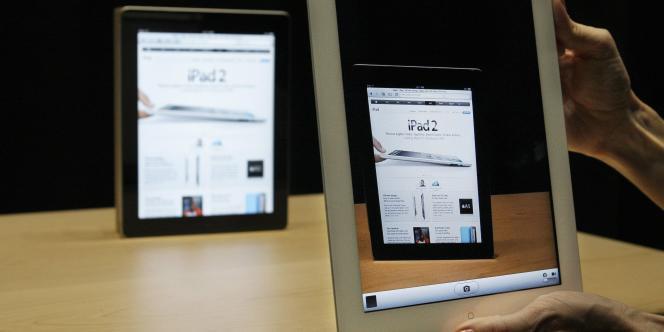 Tablettes iPad