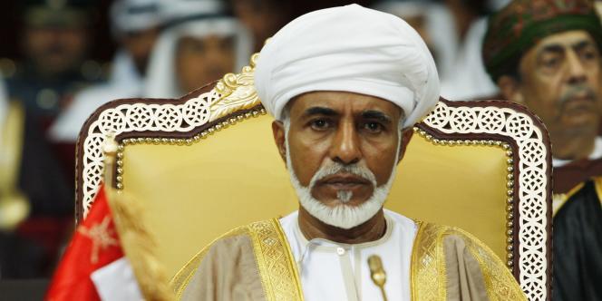 Le sultan d'Oman Qabous ben Saïd Al-Saïd a remanié son gouvernement.