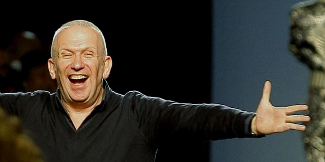 Le couturier Jean Paul Gaultier fera partie du jury de la 65e édition du Festival de Cannes.