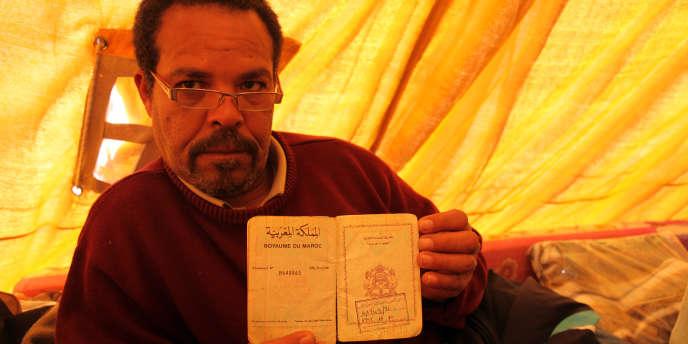 Saïd, un marocain de 50 ans, travaillait en Libye comme capitaine de bateau depuis 1991.