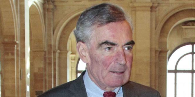 Jean-Claude Marin, le 7 mars 2011, au palais de justice de Paris.