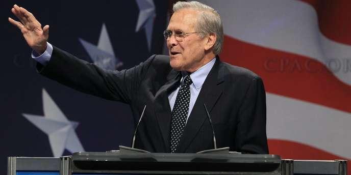 Après les attentats du 11-Septembre, Donald Rumsfeld avait autorisé les services secrets américains à recourir à la torture.
