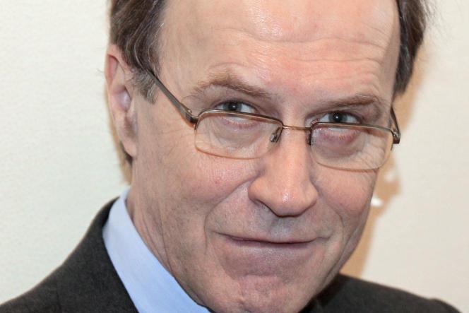 Etienne Caniard, président de la Mutualité française.