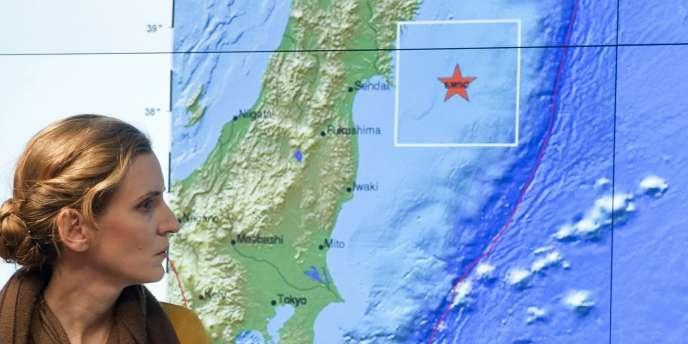 Pour la ministre française de l'écologie, Nathalie Kosciusko-Morizet, « un risque de grande catastrophe ne peut être écarté » au Japon.