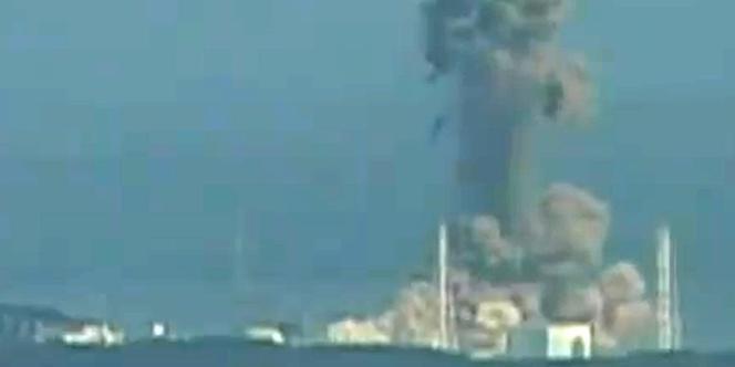 Depuis le séisme, la centrale de Fukushima Dai-Ichi laisse échapper des particules radioactives.