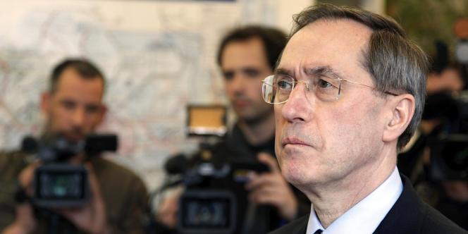 Claude Guéant, le 11 mars 2011 à Paris.
