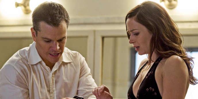 Matt Damon et Emily Blunt dans le film américain de George Nolfi,