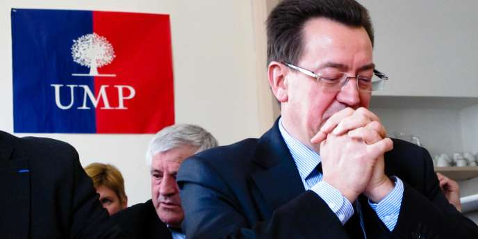 Le député lyonnais Philippe Cochet (UMP)