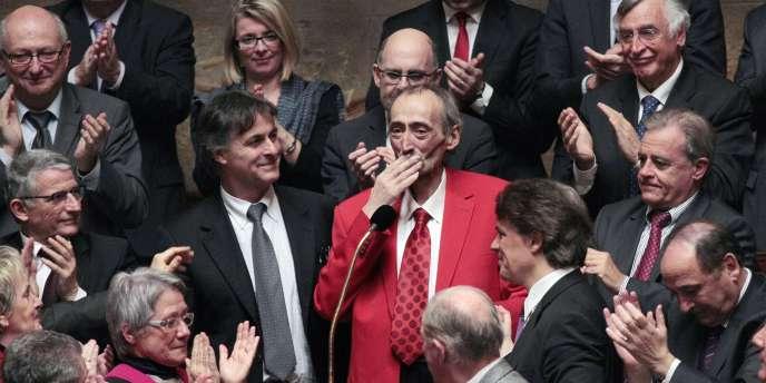 Le député socialiste Patrick Roy, atteint d'un cancer du pancréas, avait fait son retour à l'Assemblée nationale le 15 mars.