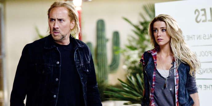 Nicolas Cage et Amber Heard dans le film américain de Patrick Lussier,
