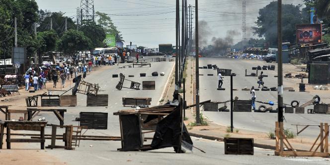 Les violences post-électorales en Côte d'Ivoire ont fait 410 morts depuis fin 2010.