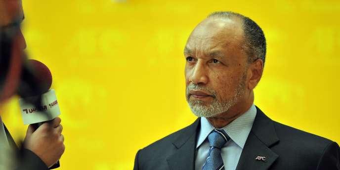 Mohamed Bin Hammam est candidat à la présidence de la FIFA.