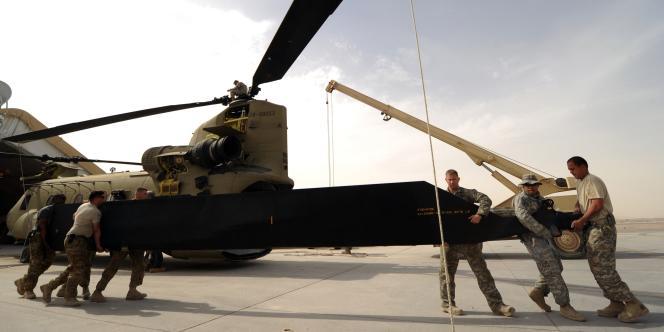 154 soldats américains se sont donnés la mort depuis le mois de janvier 2012, soit une moyenne d'un suicide par jour en cinq mois.