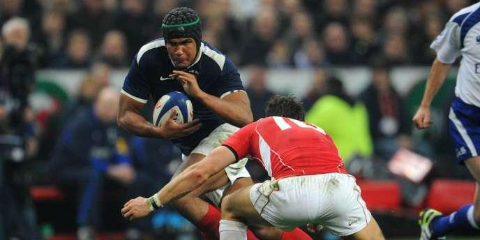 Thierry Dusautoir et le XV de France disputeront la Coupe du monde 2011 en Nouvelle-Zélande au sein du groupe A.