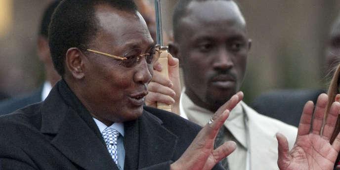 Idriss Deby, le président tchadien.