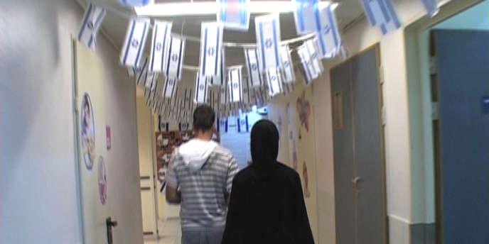 Une scène du film documentaire israélien de Shlomi Eldar,