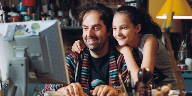 Neri Marcoré et Lisa Cipriani dans le film français de Philippe Claudel,