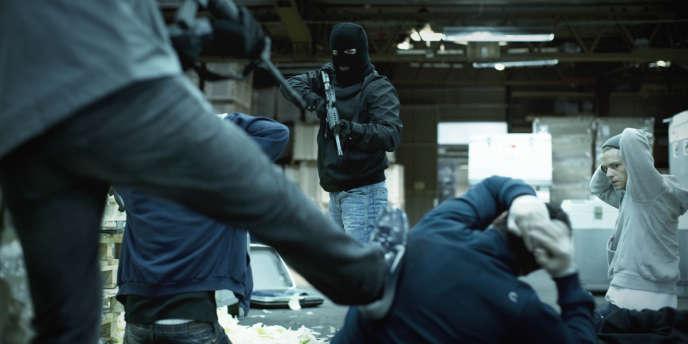 Une scène du film suédois de Daniel Espinosa,