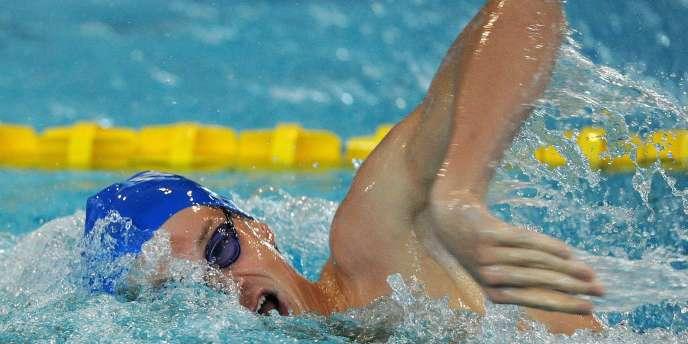 Yannick Agnel a conserve le 23 mars dernier son titre de champion de France du 400 m.