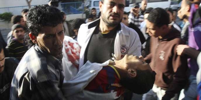 Mardi 22 mars, un premier raid avait fait huit morts, dont quatre civils.