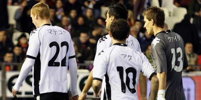 le FC Valence est un des clubs en grandes difficultés.