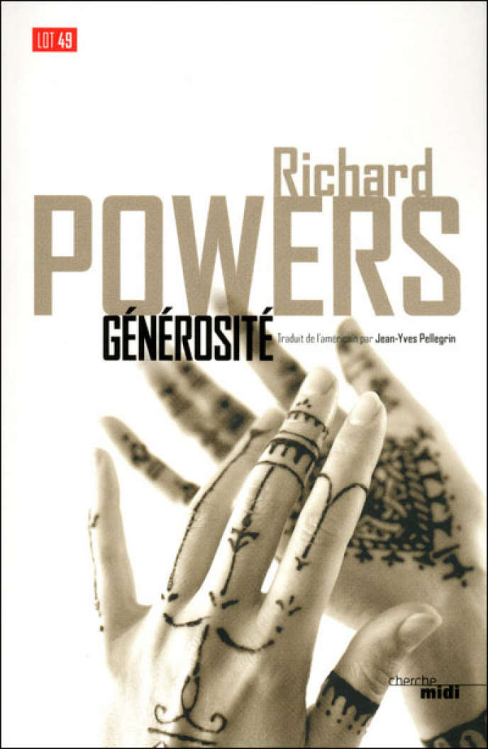 Couverture de l'ouvrage de Richard Powers,