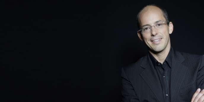 Stephan Bole, directeur général de Nintendo France.