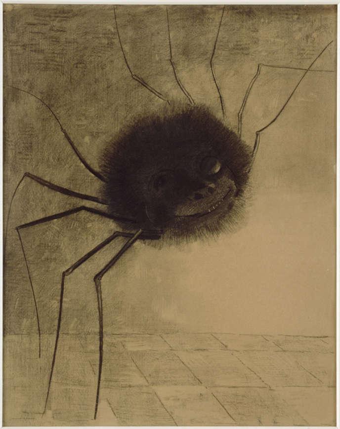 L'arachnophobie (du grec ἀράχνη, aráchnē, « araignée » et de φόβος, phóbos, « peur ») désigne la peur des araignées (