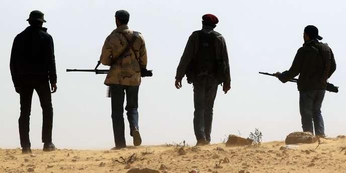 Les mercenaires jugés par la Libye étaient soupçonnés d'avoir préparé des lance-missiles sol-air pour viser des avions de l'OTAN.