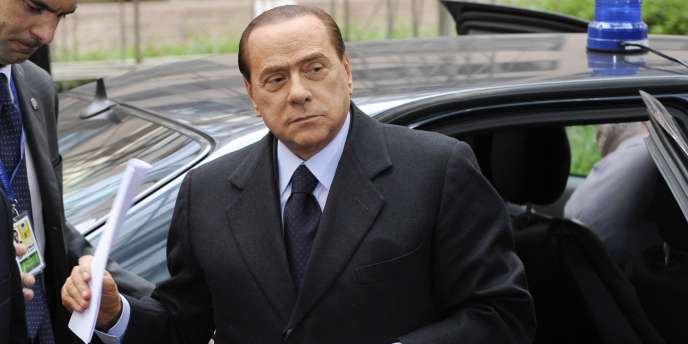 Silvio Berlusconi, le 24 mars 2011.