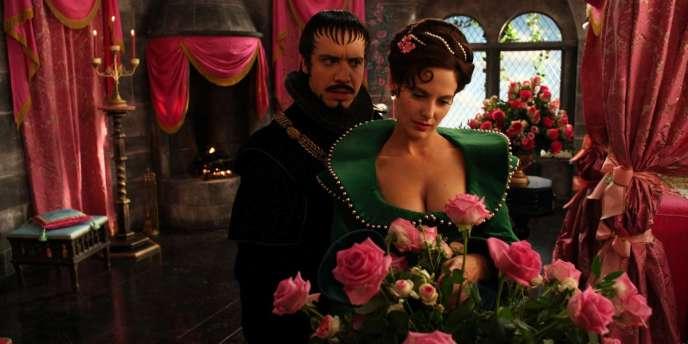 Alexandre Astier et Elodie Navarre dans le film français de Sylvain Fusée,