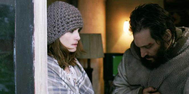 Emmanuelle Seigner et Vincent Gallo dans le film polonais de Jerzy Skolimowski,
